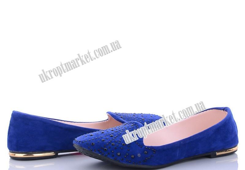"""Балетки женские 109-2 (8 пар р.36-40) """"Makers Shoes"""" LB-5096"""