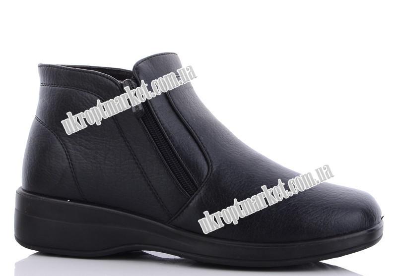 "Ботинки женские 801 (43) (6 пар р.40-43) ""YUEMINGZHU"" LB-1083"