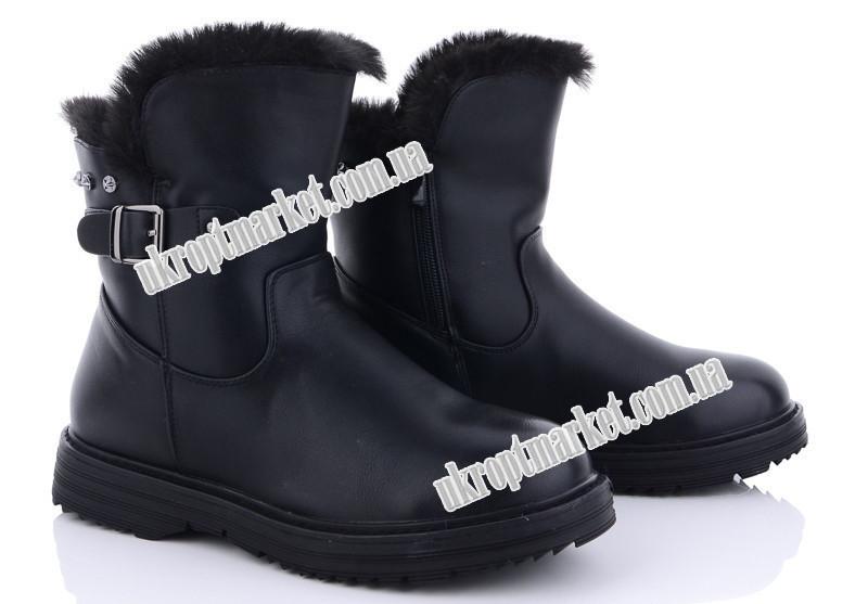 "Ботинки женские A81-1 (6 пар р.36-41) ""Rama"" LG-1860"