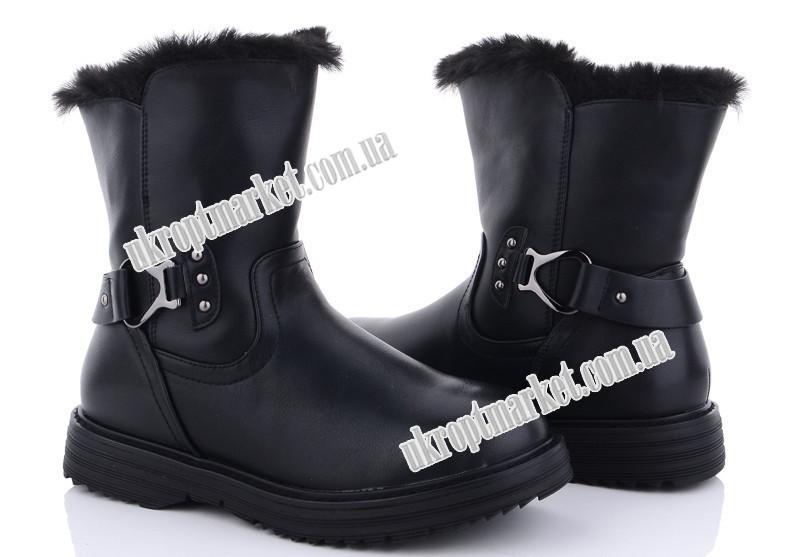 "Ботинки женские A82-1 (6 пар р.36-41) ""Rama"" LG-1860"