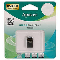 Флешка Apacer USB 16Gb AH156 Ashy USB 3.0 AP16GAH156A-1