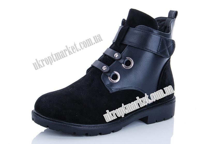 "Ботинки женские YXM861-2 (6 пар р.36-41) ""Maiguan"" LZ-1463"