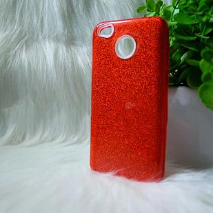 Чехол Xiaomi Redmi 4x Красный