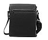 Мужская сумка планшетка через плечо из натуральной кожи, фото 3