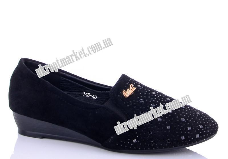 "Туфли женские 148-40 (8 пар р.36-41) ""Rifsha"" LZ-1460"