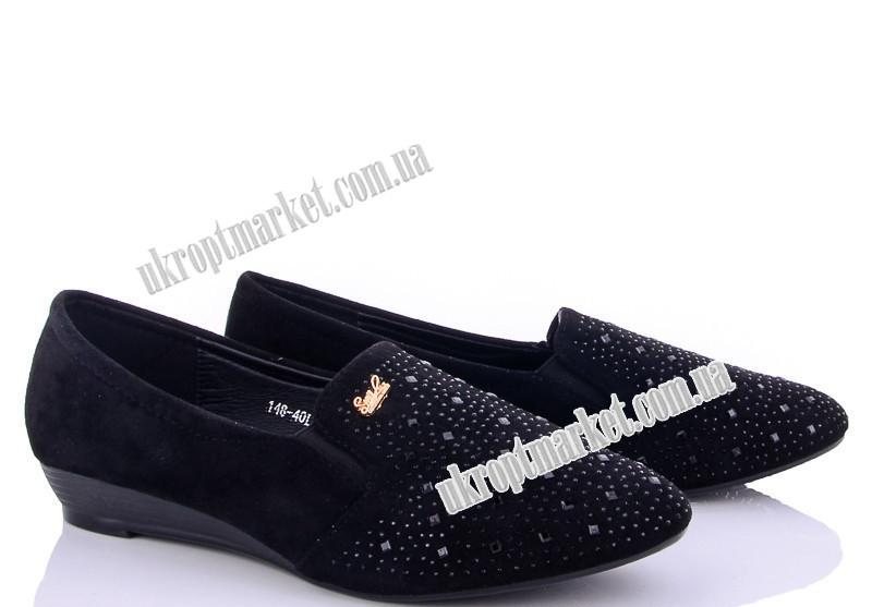"Туфли женские 148-40L (6 пар р.41-43) ""Rifsha"" LZ-1460"