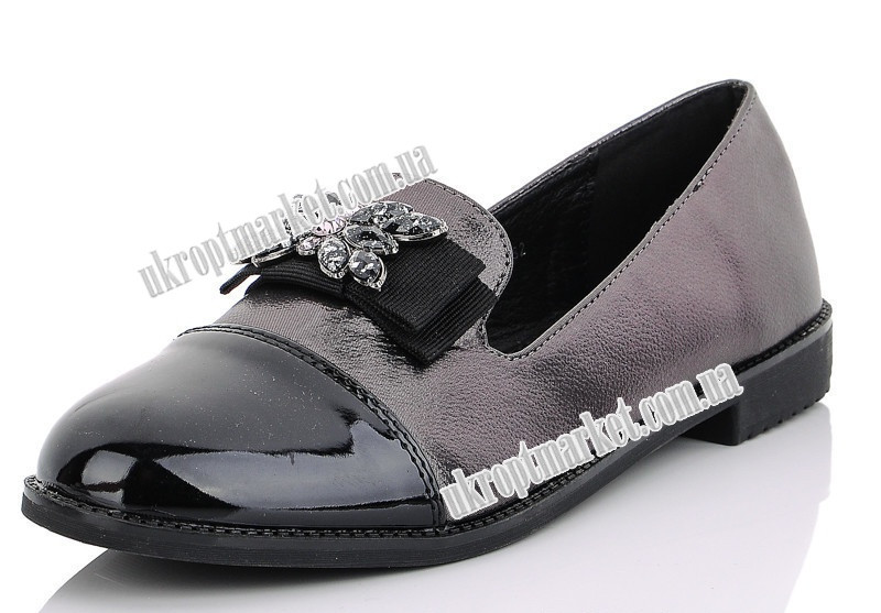 "Туфли женские 6782G (8 пар р.36-41) ""Maiguan"" LZ-1463"