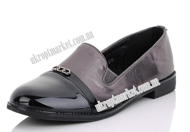 "Туфли женские 6786G (8 пар р.36-41) ""Maiguan"" LZ-1463"