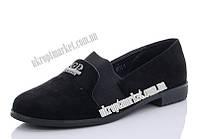 "Туфли женские 6788-1 (8 пар р.36-41) ""Maiguan"" LZ-1463"