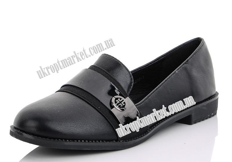 "Туфли женские 6790-1 (8 пар р.36-41) ""Maiguan"" LZ-1463"