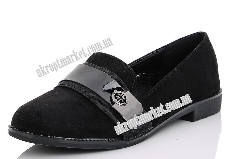 "Туфли женские 6790-2 (8 пар р.36-41) ""Maiguan"" LZ-1463"