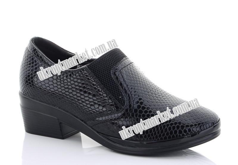 "Туфли женские B028-521C (8 пар р.36-41) ""Ducheng"" LG-1627"