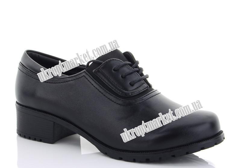 "Туфли женские B079-055B (8 пар р.36-41) ""Ducheng"" LG-1627"
