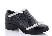 "Туфли женские B079-213C (8 пар р.36-41) ""Ducheng"" LG-1627"