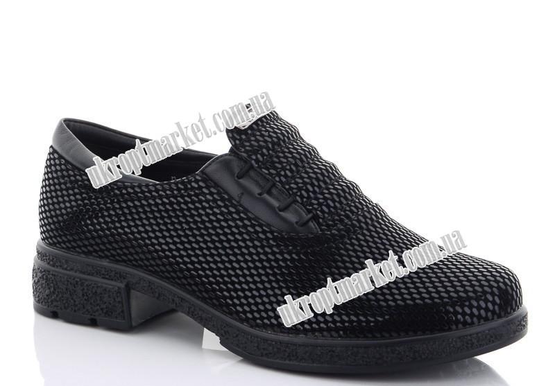 "Туфли женские B167-603F (8 пар р.36-41) ""Ducheng"" LG-1627"