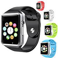 Смарт часы Smart Watch A1, умные часы, смарт часы, часофон! Скидка