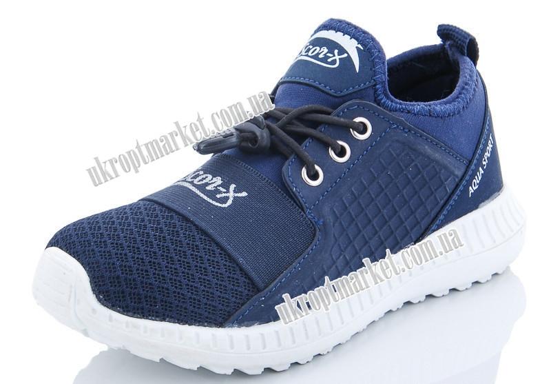 """Кроссовки детские V002 (8 пар р.26-30) """"Makers Shoes"""" LB-5096"""