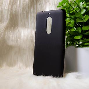 Чехол Nokia 5 черный