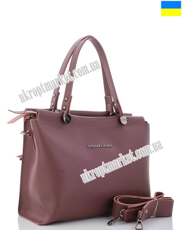 """Сумка женская 001-8 violet (32х23 фиолетовый) """"Serena"""" LG-1583"""