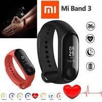 Фитнес браслет Smart Хiaomi Mi Band M3, фитнес трекер Smart Bracelet M3! Скидка
