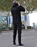 Спортивный костюм трехнитка на флисе, фото 2
