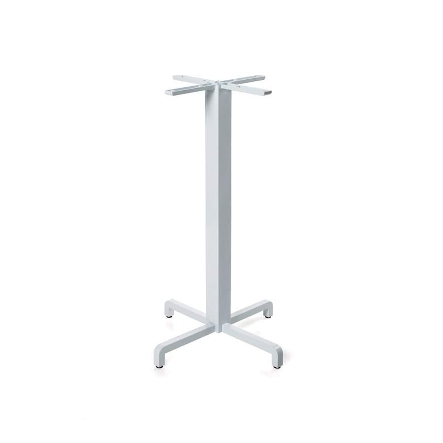 Основа для стола Fiore h 107см bianko
