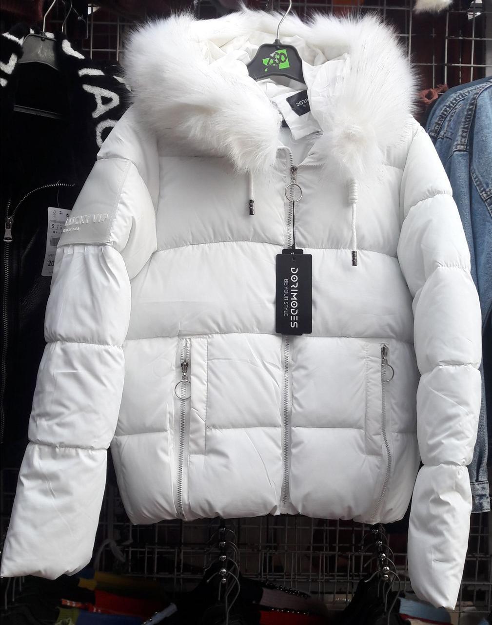 """Куртка женская зимняя (42-48) """"Roza"""" LM-987"""