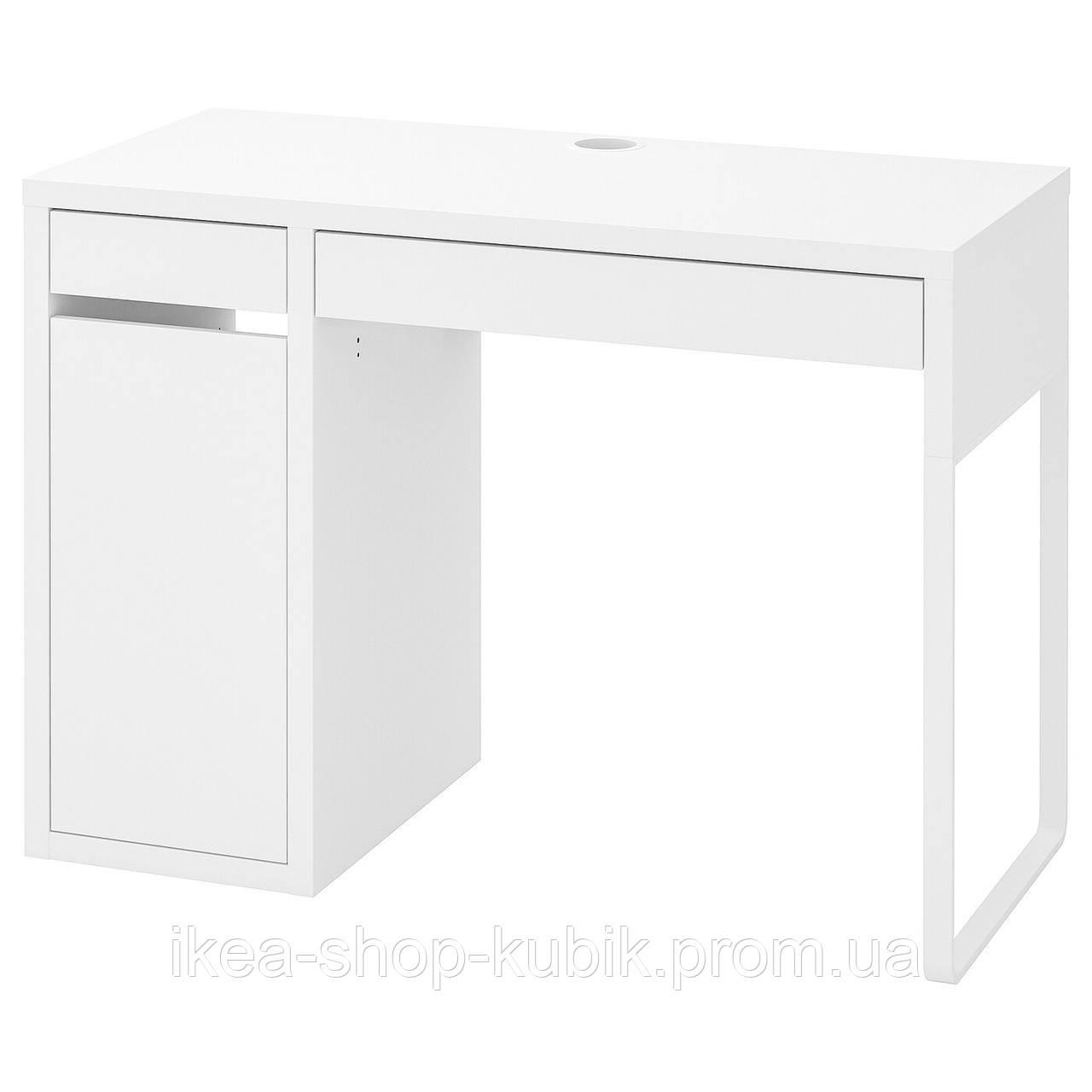 Дитячий письмовий стіл IKEA MICKE 105x50 см