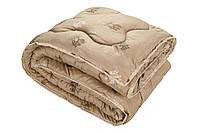 """Одеяло стеганое овечья шерсть 145х210 """"Чарiвний сон"""" микрофибра_шерсть"""