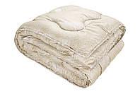 """Одеяло стеганое овечья шерсть 175х210 """"Чарiвний сон"""" микрофибра_шерсть"""
