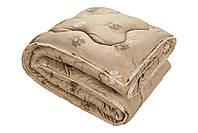 """Одеяло стеганое овечья шерсть 195х215 """"Чарiвний сон"""" микрофибра_шерсть"""