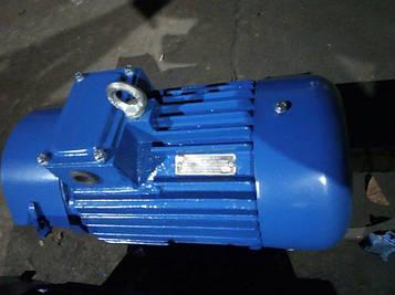 Крановый Электродвигатель МТF(Н) 112-6, 5кВт/935об.мин.