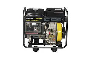 Генератор дизельний Кентавр КДГ-505ЭК (5,5 кВт), фото 2