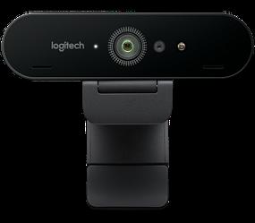 Веб-камера LOGITECH BRIO ULTRA HD PRO WEBCAM