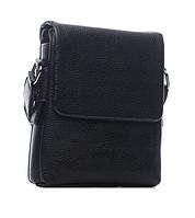 Мужская сумка через плечо Натуральня кожа Планшетка Мужская кожаная в трех размерах