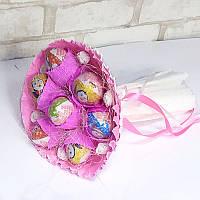 Букет из конфет Киндеры 7, фото 1