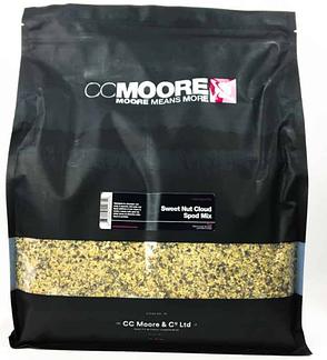 Прикормочная смесь CC Moore Sweet Nut Cloud Spod Mix 1кг, фото 2