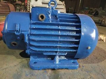 Крановый Электродвигатель МТF(Н) 211В6, 7,5кВт/940об.мин.