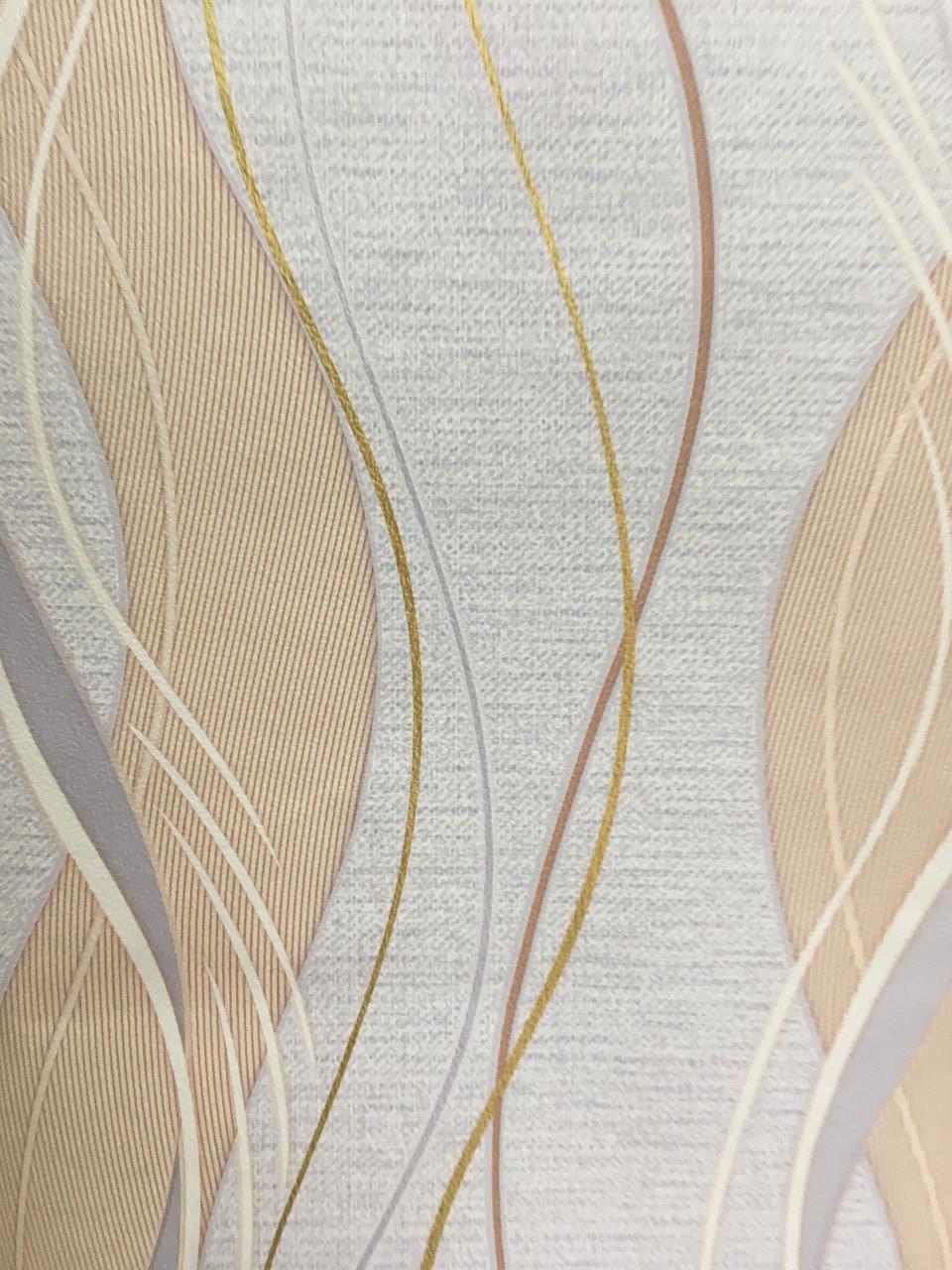 """Обои бумажные """"Катюша""""  6489-10  для спальни, гостиной, детской и др. комнат  0,53*10"""