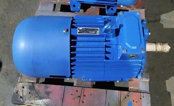 Крановый Электродвигатель 4МТН 132 LB6, 7,5кВт/940об.мин.