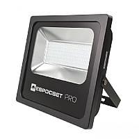 LED Прожектор Евросвет 150W 6400K IP65 13500Lm EV-150-504 PRO