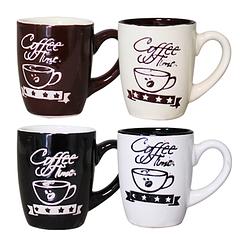 Чашка кофейная 100мл Время кофе