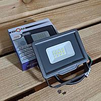 LED Прожектор Biom Slim 10W 6200К IP65 S5-SMD-10-Slim 14576