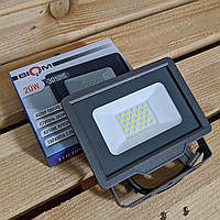 LED Прожектор Biom Slim 20W 6200К IP65 S5-SMD-20-SLIM 14577