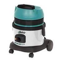 Профессиональный бытовой пылесос для сухой уборки DELVIR ECOBLAST 1/17 DRY, Италия