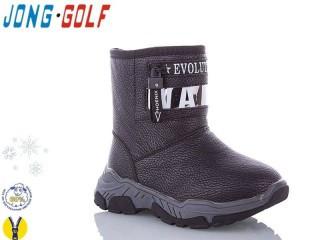 Угги детские черные Jong-Golf-A5201-0