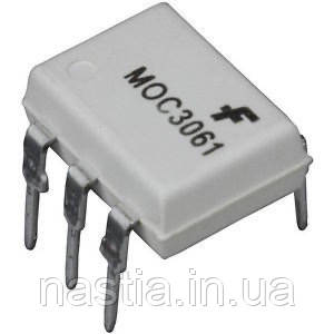 MOC3061/MOC3062 Оптопара