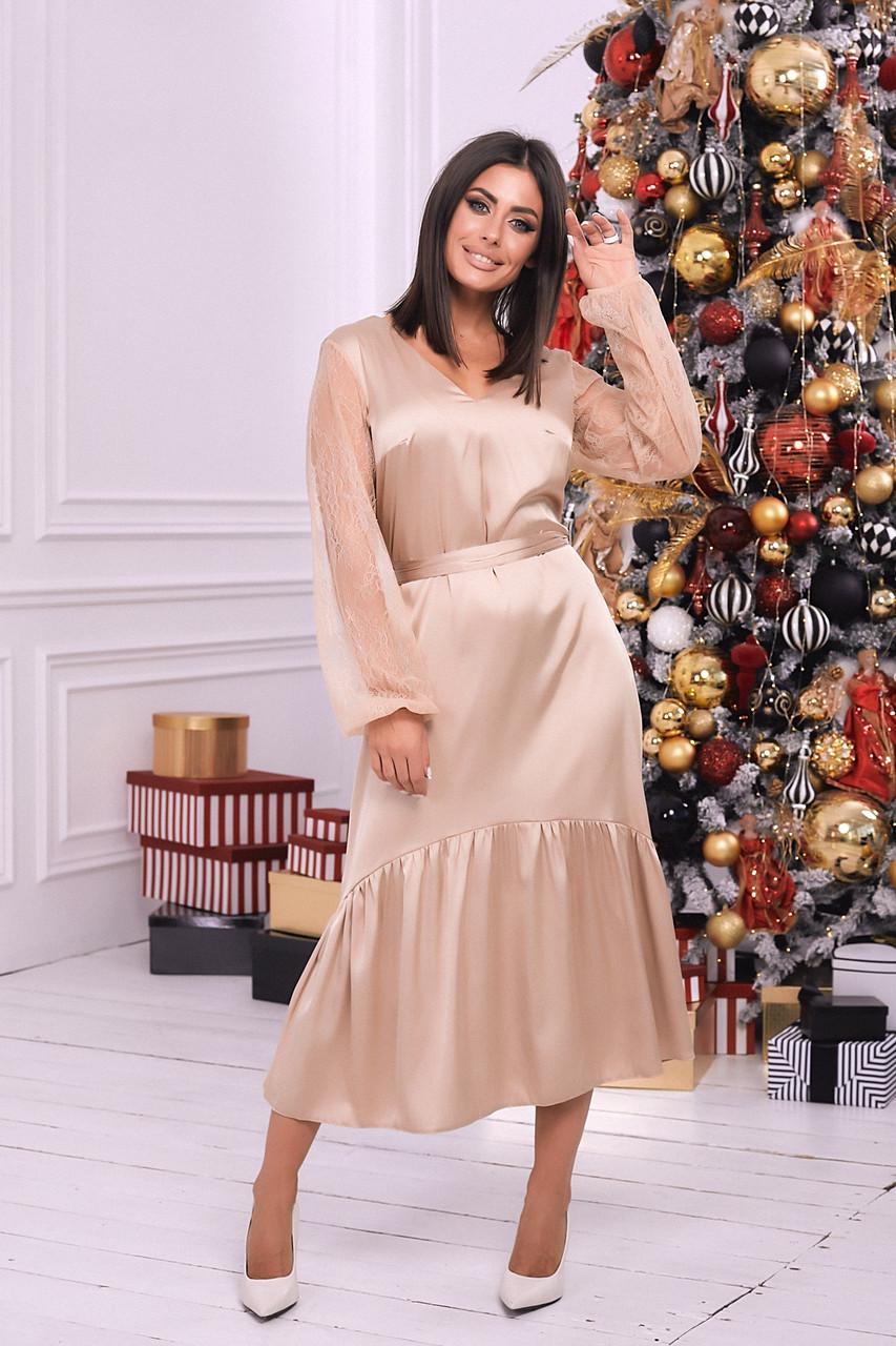 Вечернее платье ак18102