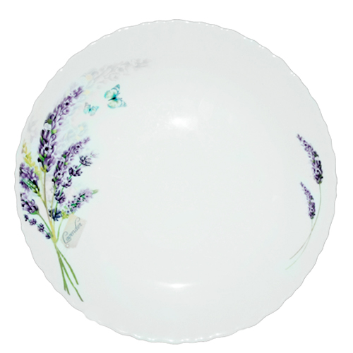 Тарелка 10' Лаванда