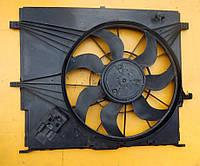 Дифузор Дифузор з вентилятором 1.6 Mercedes Vito 447 Мерседес Віто Віто
